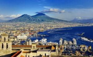 Wycieczka szkolna do Włoch - Neapol i Wezuwiusz
