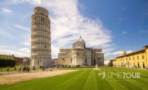 Wycieczka szkolna do Włoch - Pole Cudów i Krzywa Wieża w Pizie