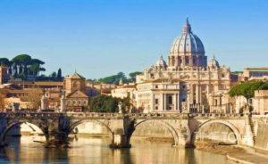 Wycieczka szkolna do Rzymu i Watykanu