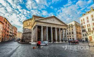 Wycieczka szkolna do Rzymu - Panteon