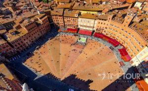 Wycieczka szkolna do Włoch - Siena w Toskanii