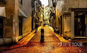 Wycieczka szkolna do Włoch - Vicenza