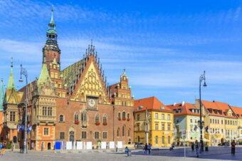 Wrocław i Drezno / Praga