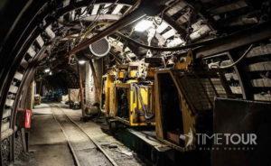 Wycieczka szkolna do Zabrza - kopalnia węgla kamiennego Guido