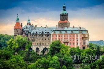 Dolny Śląsk i Drezno lub Praga