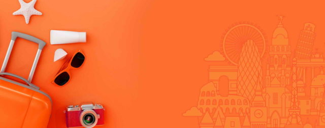 TIMETOUR Biuro Podróży - wycieczki, orange
